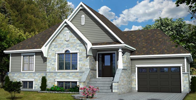 La naomie mod les de maisons construction marival - Equipement de garage a vendre ...